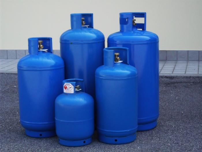 Bombole trivengas - Bombole di gas per cucinare ...